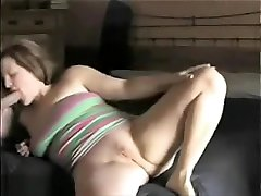 So Pretty Brunette Milf Wife Make A Hot Sex Fun When Parents Sleep In House