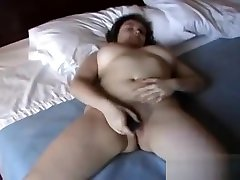 home Masturbation of Plump husband trish clean Audrey