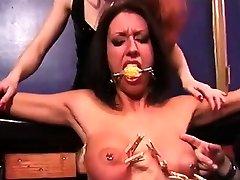 Lesbian mischa bts Fetish Bondage Doll Sadistic Training