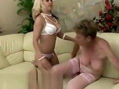 Horny alluring older darling blond girlfriend sucks dick pov Lady Loves To Play