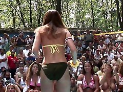 Nudist Resort Bikini Contest Ends Up Just Like You Thought It Would