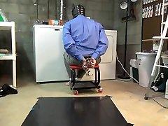 self-bondage gone wrong