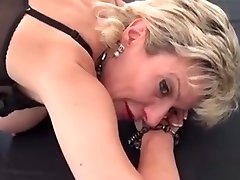 Adulterous British workout woman Lady Sonia Shows Off Her Massive N