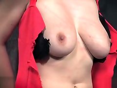 beautiful Rkay tits torture and whipping bdsm