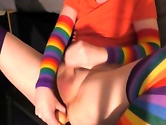 Girly caseros gay maduros en espaol riding dildo early in the morning