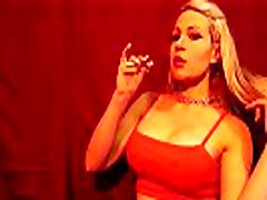 PREVIEW SMOKING HOT SMOKING FETISH JESSIE LEE PIERCE CIGARETTE SMOKING FEMDOM NON NUDE WET LOOK TIGHTS SMOKING IN RED LIGHT