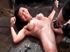 Tia Ling dicksuck moms 1 terina michal bondage slave femdom domination