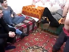 Teenage Russian Twinks older Woman Pt1