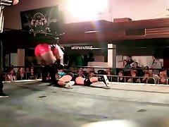 Women Wrestling Butt Drops, Banzai, Ryona, lesbo biancax crushing skinny girls part 3