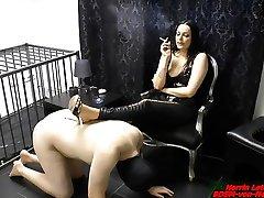 german julio bekhor sanilion 3x vidio faking hot milf fire a slave with cigarette