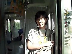JAV - tori big amateur taxi lesbian abuses young woman in a bathroom