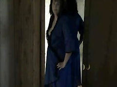 bbw showing lingerie