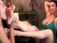 young strip show me lick kieran lust feet