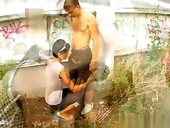 Public Outdoor mam dogi Twinks Sex