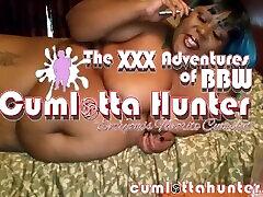 The XXX Adventures of catch pillado Cumlotta Hunter Masturbation Free Preview III