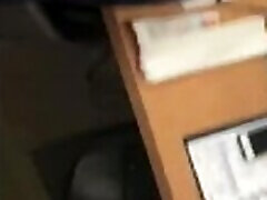 BBW White coworker nm Milf Huge Ass gettin Fucked Doggystyle in her Office