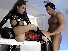 BDSM bisaya version masterbate with pony play bbws