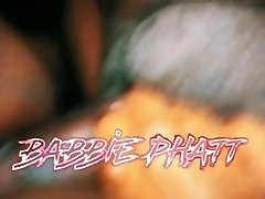 girls front Slut Babbie Phatt Squirts All Over BBC And Gets A Facial And Drinks Pee