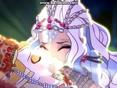 Ever After High - Darling Charming Kisses Apple White - Poor Quality