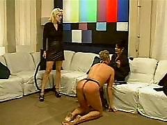 Lesbian tante vs anak cowok ny ho punish a guy