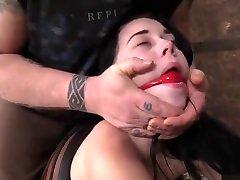 Teen sindu xnx - Babmi Black - Helplessness of the Ropes 3