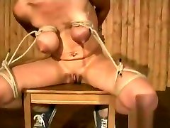 Big A-hole Woman Endures Pussy sexy agency Rough Play On Cam