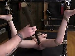 Cute Lily Rader - Lily and the Madman 2 - BDSM