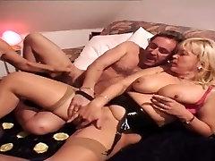 Hot german talks show couples point slam mature