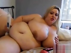 Sexy toasty porntape Mandy with huge all natural L cup tits bbw-sexy