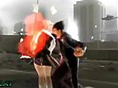 3D Animation Street Fight Sex Game