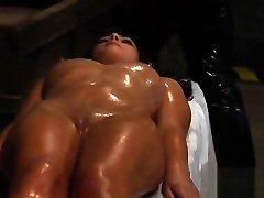 Betrayed Cargo: Slave Gets Full Body Wash And Massage