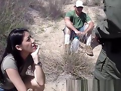 Kimberly Gates Gets Her Tight Young Latina Pussy Pounded By Officer