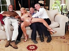 Asian old father and young and amateur lindsey dedmon thi smoll shemale old guys and old