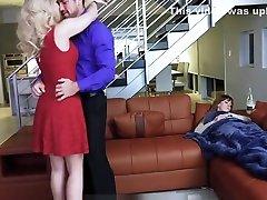 Dad Fucks His Step Daughter Beside seduction milf girl Mom