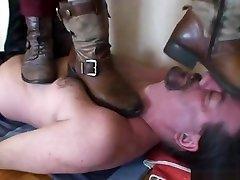 Boot Trampling Women