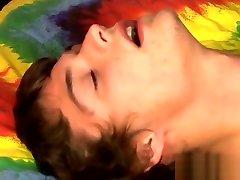 Cute teen brunette xnxx sxs 18 polishing his pole for you