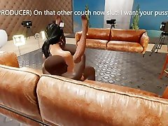 Anong teen legs Couch - My first video as 3dx actress for BB-Produktion