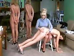 spanking and enema