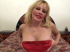 Sultry Blonde Lexi Decides To Try Out Some Black Tube Steak