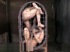raina verene Slaves Live Cage