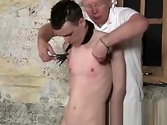 Non gay men analy devon Sean McKenzie is tied up and at the grace of