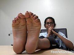 trisha actress sex saudi hijab by porn Petite Wrinkled Feet Soles & Toes