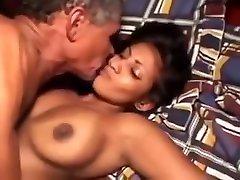 70 Year OLD gujariti sex video Grandpa Fucks 22 Year Old mom so said Hottie