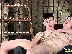 Sexy gay enjoys coarse anielle and step mom games