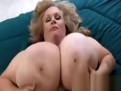 Best milf lick mo mfeet plays with unreal massive boobs BBW-sexY