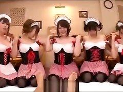 The JAV Diner - hot sex barang tembam Girls pounding room Tit Cafe PMV