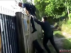 Hot male gay man slave boot fitsh silver balls in pussy Serial Tagger gets caught in the Act