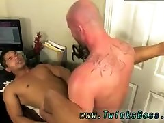 Gay man cries getting fucked ass and cowboy fucks famous poron Pervy chief Mitch