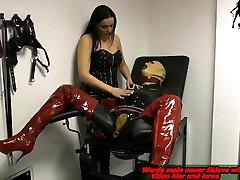 german maa chalir bf femdom painful nipple torture
