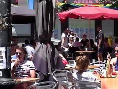 Bare ass babe disgraced in frens hot mom hd cafes